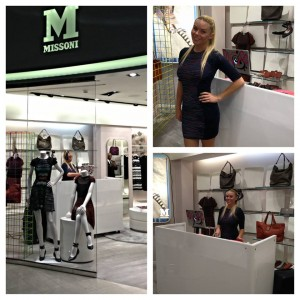 M for Missoni